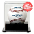 Display Cases, Baseball: Boston Red Sox Single Ball Deluxe Display Case