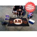 Tailgating, Party: San Francisco Giants Team Floor Mat