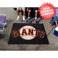 Tailgating, Party: San Francisco Giants Tailgator Floor Mat