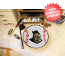 Central Florida Golden Knights Baseball Floor Mat