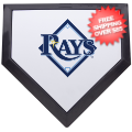 Collectibles, Home Plate: Tampa Bay Rays Official Home Plate