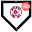 Boston Red Sox Official Home Plate