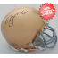 Joe Montana Notre Dame Fighting Irish Autographed Mini Helmet