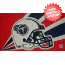 Tennessee Titans Helmet Flag <B>BLOWOUT SALE</B>