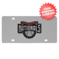 Car Accessories, License Plates: Washington Nationals Logo License Plate