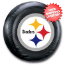 Pittsburgh Steelers Tire Cover <B>BLOWOUT SALE</B>