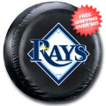 Car Accessories, Detailing: Tampa Bay Rays Tire Cover