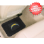 San Diego Chargers Vinyl Car Mats Rear 2 Piece