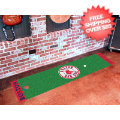 Home Accessories, Game Room: Boston Red Sox Golf Putting Green Mat
