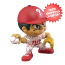 Philadelphia Phillies Lil Teammates Pitcher <B>BLOWOUT SALE</B>