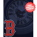 Home Accessories, Bed and Bath: Boston Red Sox Throw Blanket