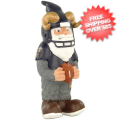 Gifts, Novelties: St. Louis Rams Garden Gnome Thematic