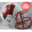 Wisconsin Badgers Speed Football Helmet