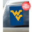West Virginia Mountaineers Car Window Flag