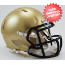 Navy Midshipmen NCAA Mini Speed Football Helmet