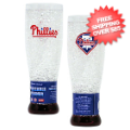 Home Accessories, Kitchen: Philadelphia Phillies Crystal Glass