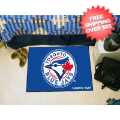 Home Accessories, Bed and Bath: Toronto Blue Jays Bedroom Floor Mat