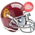 Helmets, Mini Helmets: USC Trojans Mini XP Authentic Helmet Schutt