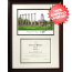 Missouri Tigers Graduate Framed Lithograph
