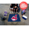 Tailgating, Party: Cleveland Indians Tailgator Floor Mat