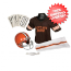 Cleveland Browns NFL Youth Uniform Set