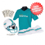 Miami Dolphins Uniform Medium (ages 7-10)