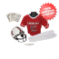 South Carolina Gamecocks Uniform Small (ages 4-6)