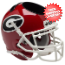 Georgia Bulldogs Miniature Football Helmet Desk Caddy