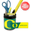 Oregon Ducks Small Desk Caddy