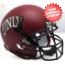 UNLV Runnin Rebels Full XP Replica Football Helmet Schutt <B>Matte Red</B>
