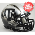Helmets, Full Size Helmet: Texas A&M Aggies Speed Football Helmet <B>Ice Hydro BLOWOUT SALE</B>