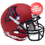 Arizona Wildcats Miniature Football Helmet Desk Caddy <B>Matte Scarlet</B>