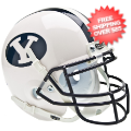 Helmets, Mini Helmets: Brigham Young Cougars Mini XP Authentic Helmet Schutt
