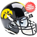 Helmets, Mini Helmets: Iowa Hawkeyes Mini XP Authentic Helmet Schutt