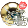 Helmets, Full Size Helmet: Notre Dame Fighting Irish Authentic College XP Football Helmet Schutt <B>Te...