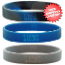 Detroit Lions Rubber Wristbands 3 Pack
